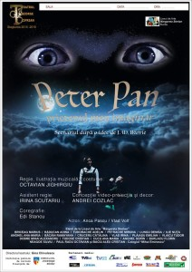 afis Peter Pan