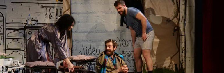 """Cu ocazia Sărbătorilor Pascale Teatrul """"George Ciprian"""" vă invită să vizionați online cea mai recentă premieră – """"Faza lungă"""" de Catherine Aigner"""