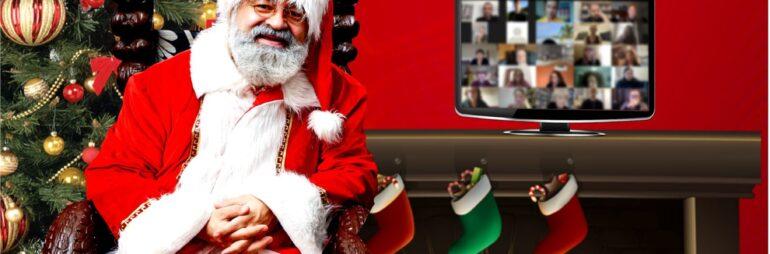 """Teatrul """"George Ciprian"""" îl aduce pe Moș Crăciun la tine în c(L)asă!"""
