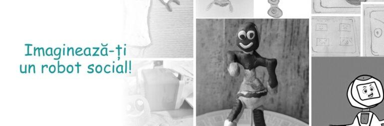 """Teatrul """"George Ciprian"""" Buzău caută persoane vizionare care să participe creativ la realizarea unui robot social!"""